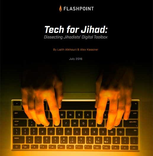 Tech for Jihad: Dissecting Jihadists' Digital Toolbox
