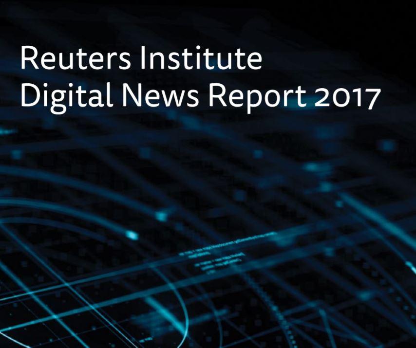 Reuters News Report 2017